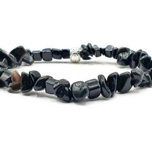 Obsidienne - Bouclier de protection