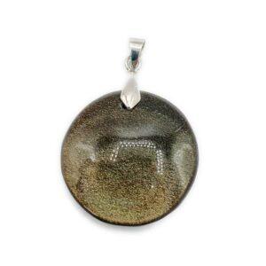 Obsidienne dorée (M) - Protection & Lumière intérieure