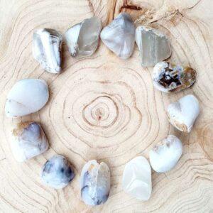 Agate Naturelle - Equilibre & Diversité