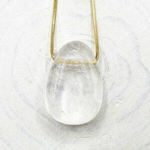 Cristal de Roche - Pureté & Clairvoyance