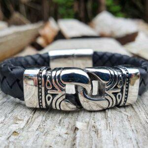 Cuir - acier tribal