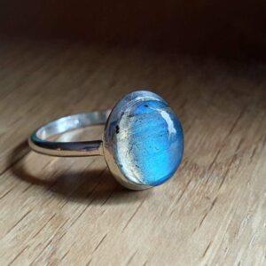 Labradorite Feu Bleu - T54